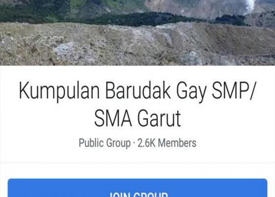 Polisi Tangkap Dua Pengelola Grup Gay di Facebook